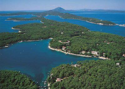 Chorvatsko – Lošinj