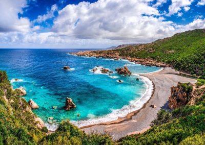 Sardinie – Olbia